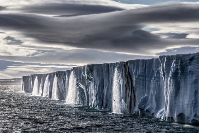 , 'Ice Waterfall,' , Paul Nicklen Gallery