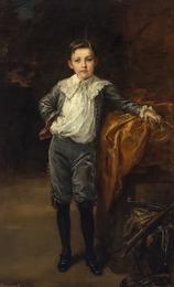 Portrait of a Master Eckstein