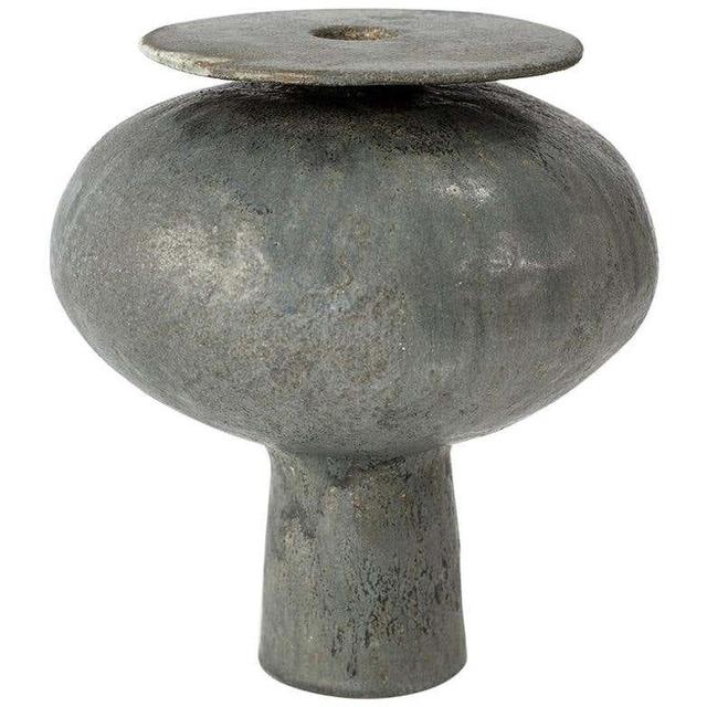 "Pedro Paz, '""Isolated"" Glaze Stoneware Vase, Raquel Vidal and Pedro Paz', 2019, Design/Decorative Art, Glazed pottery, Galerie Philia"