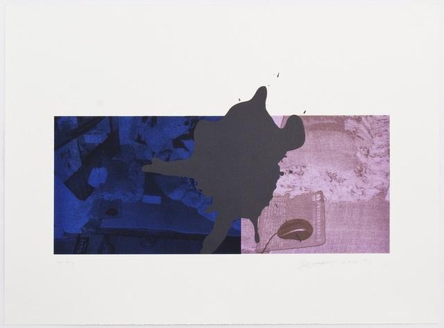 , 'The scene No.1,' 2014, Rén Space