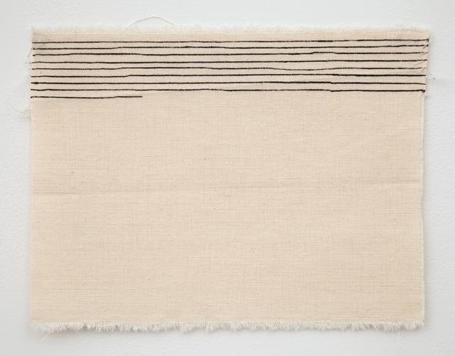 , 'Linee orizzontali,' 1975, Casey Kaplan