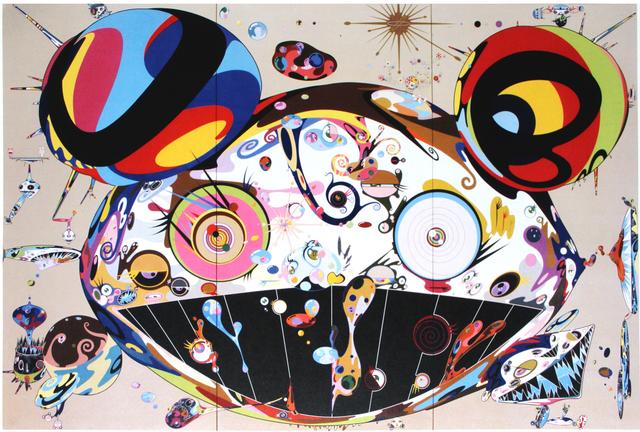 Takashi Murakami, 'Tan Tan Bo Poster Print', 2018, EHC Fine Art Gallery Auction