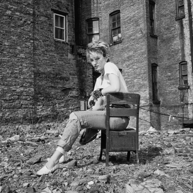 , 'Madonna in Rubble 5 ,' , Milk Gallery