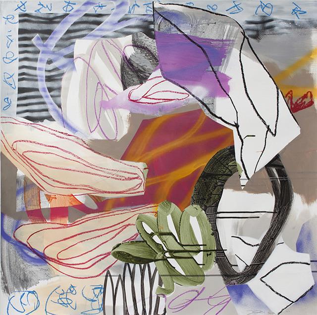 , '#54,' 2016, Winsor Gallery