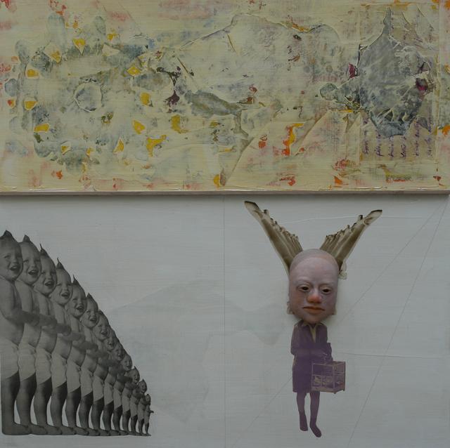 , 'El poeta,' 2015, Blanca Soto Arte