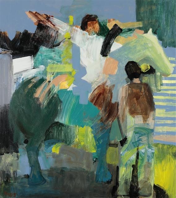 , 'Les gauchos,' 2016, Art On 56th