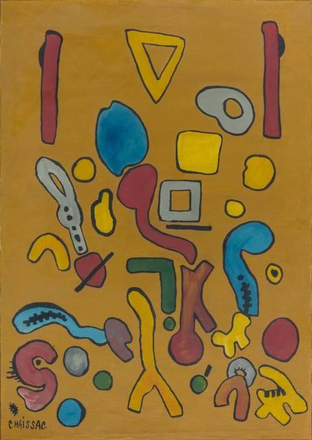 Gaston Chaissac, 'Untitled', ArtRite