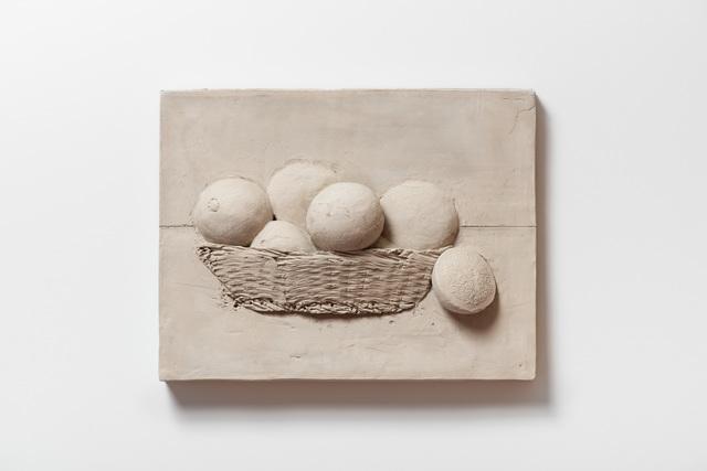 , 'Orange Basket,' 2017, Moskowitz Bayse