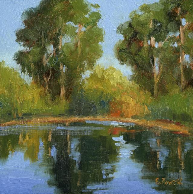 , 'Pond View, San Francisco Botanical Gardens,' ca. 2018, STUDIO Gallery