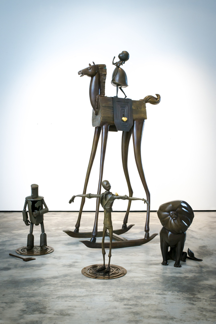 Yang Mao-Lin, 'The Quest for Mandala – Departure', 2014, Tina Keng Gallery