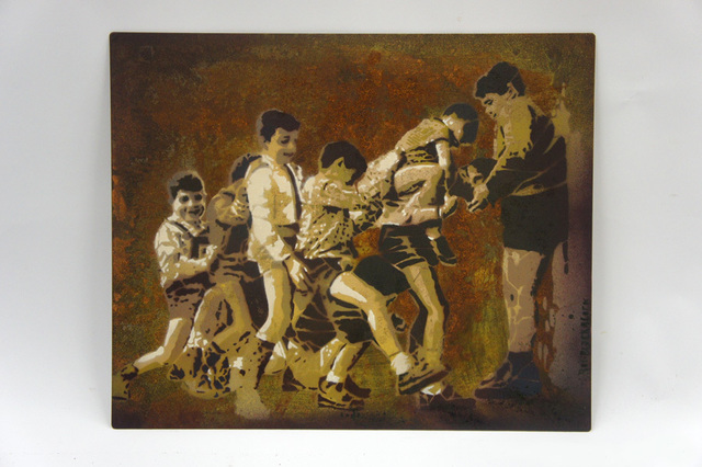 , 'Social Structure,' 2016, N2 Galería