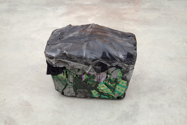 , 'Untitled (chest),' 2014, Casey Kaplan