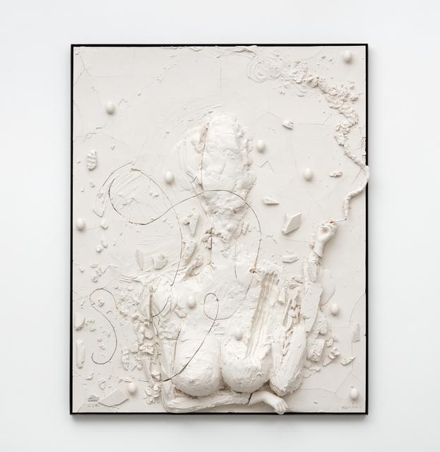 , 'Fan of Soul,' 2017, Nathalie Karg Gallery