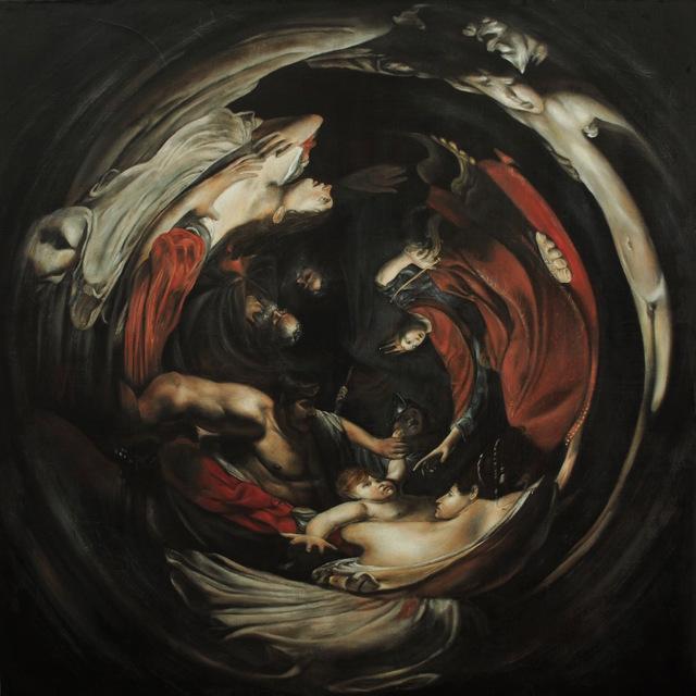 , 'Vortex (after Valentine de Boulogne),' 2018, Jewel Goodby Contemporary