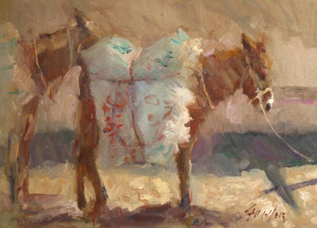 Gordon Fowler, 'Ass Transit ', 2012, Wally Workman Gallery