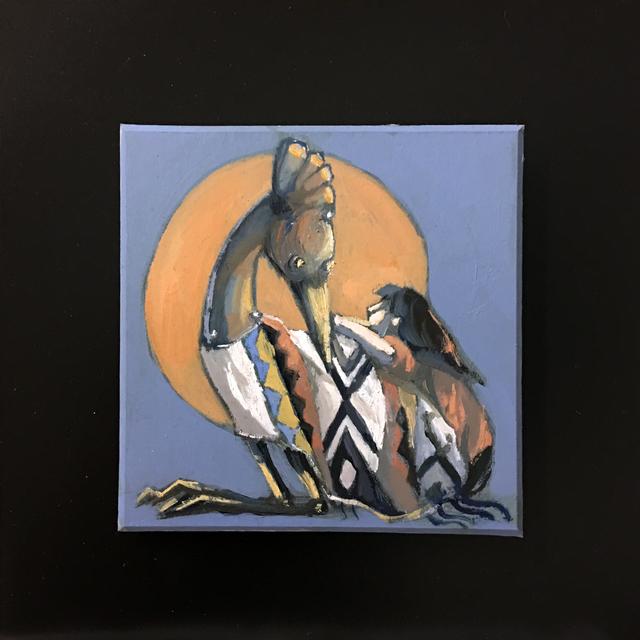 , 'Jordan Bird,' 2018, Collezionando Gallery