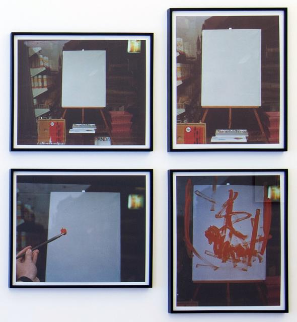 , 'Sunday painting,' 1974, Galerija Gregor Podnar