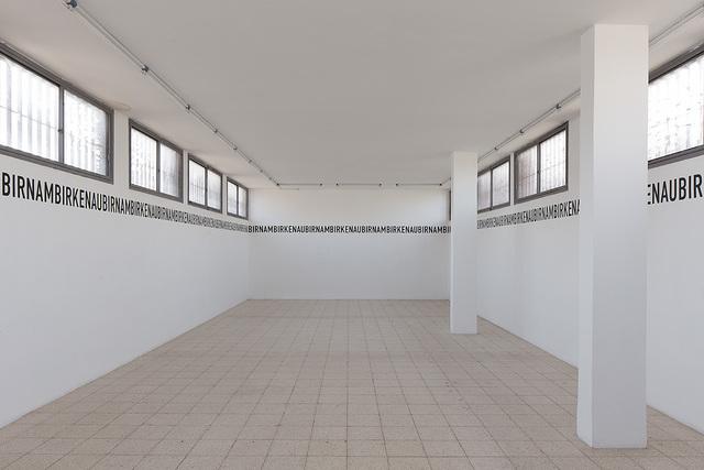 , 'BIRNAMBIRKENAU,' 2015, Dvir Gallery