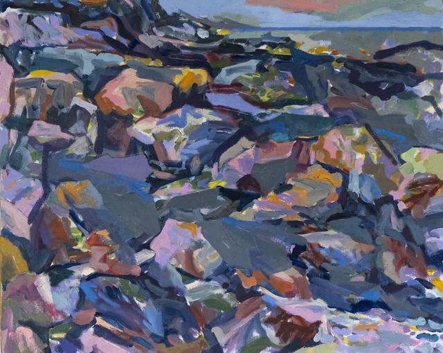 Sol Zaretsky, 'Dark Gray Rapids ', ca. 2009, Stellars Gallery