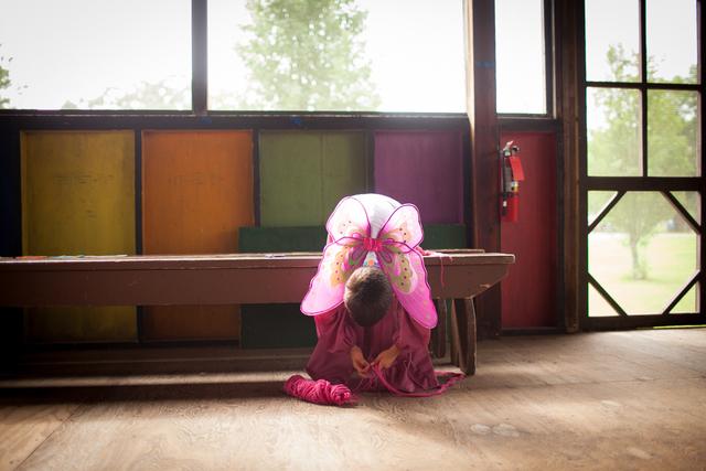 , 'Butterfly,' 2014, Parrish Art Museum