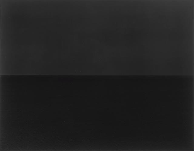 Hiroshi Sugimoto, ''Lake Superior, Cascade River'', 1995, Sotheby's