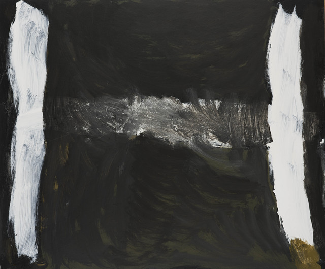 , 'And If I Cut The Trees At Night I Could See The Sea,' 2018, Dominik Mersch Gallery