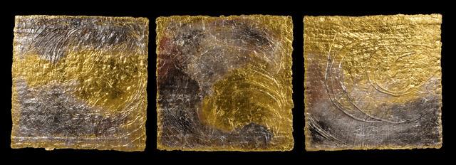 , 'Soles A-B-C (triptico),' 2014, La Patinoire Royale / Galerie Valerie Bach