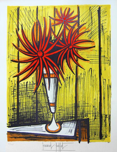 , 'Les Trois Dahlias, 1983 ,' 1983, Fairhead Fine Art Limited
