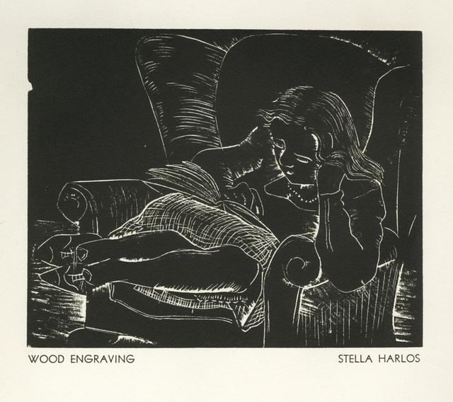 Stella Emma Harlos, 'Untitled', 1935, David Barnett Gallery