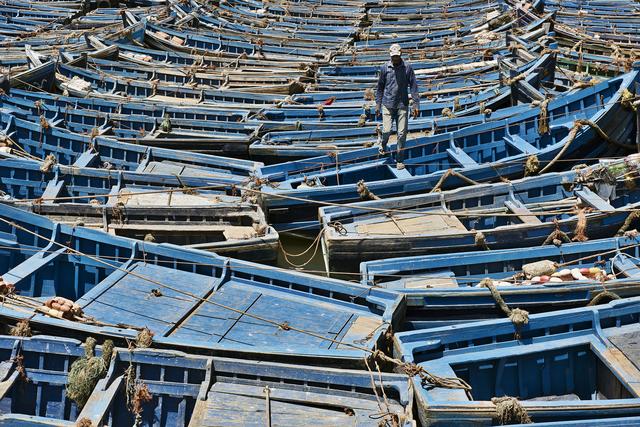 , 'Boats,' 2016, aA29 Project Room