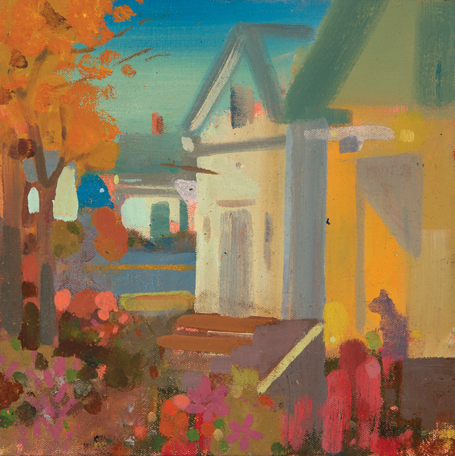 , 'Front Steps,' , Dowling Walsh
