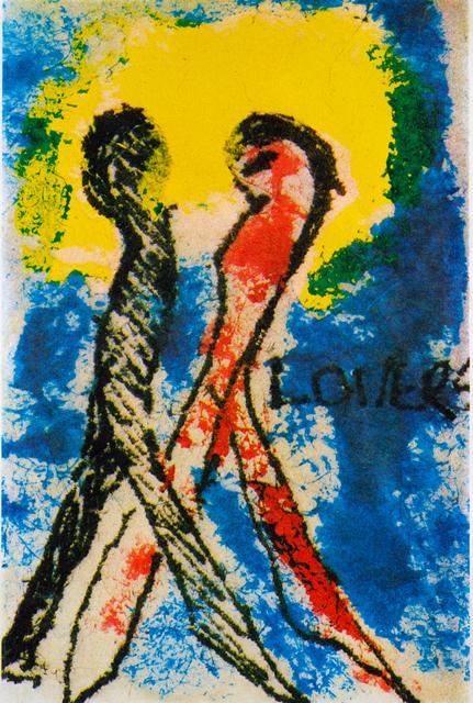 , 'Lovers,' 1975, Masterpiece Art