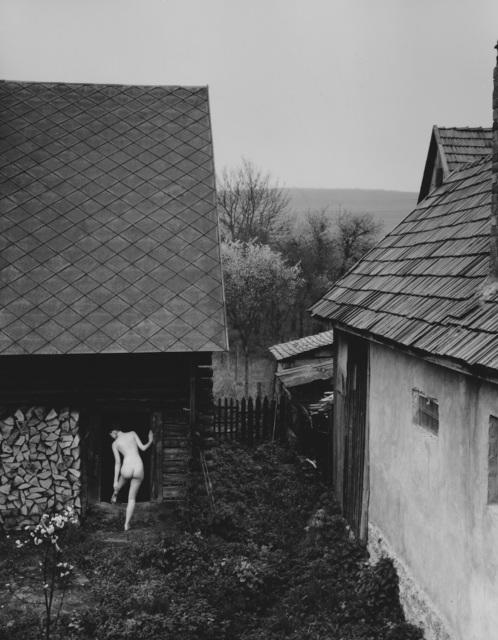 , 'Simone, A Rainy Day in Monostar,' 2011, Kahmann Gallery