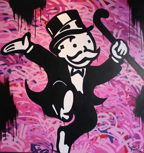 , 'Monopoly #2,' 2017, Art Life Gallery