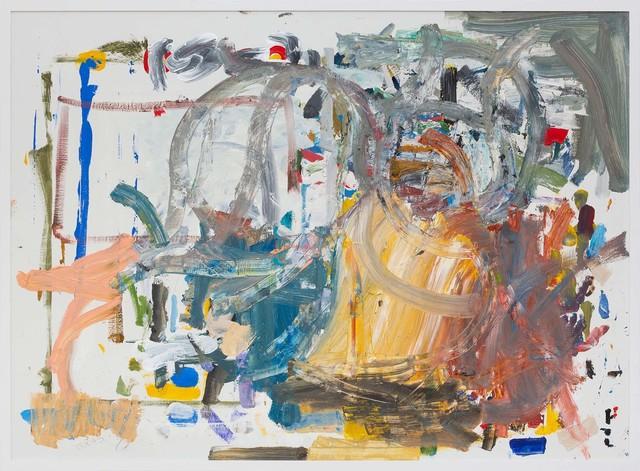 Jake Walker, 'Untitled', 2018, Painting, Oil painting on board, Gallery 9