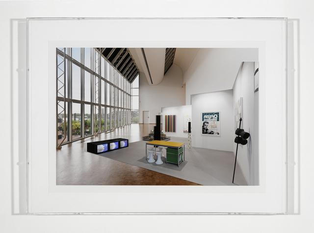 Cristina Garrido, 'Air de Paris at Art Valse 2015/ Museum Ludwig - Best Booth series', 2017, CURRO