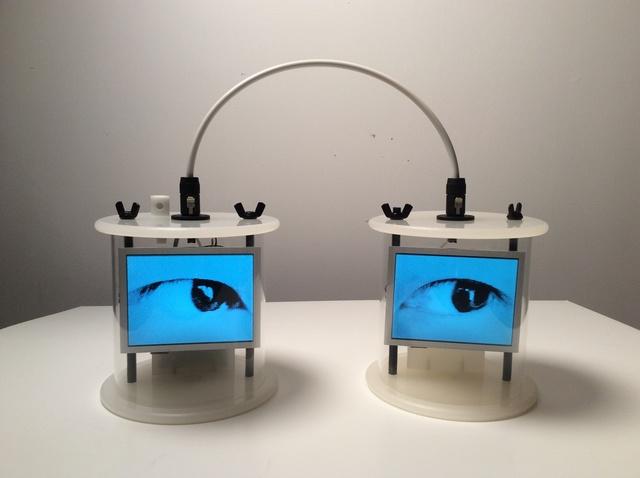 , 'Electric Eyes II,' 2015, Hosfelt Gallery
