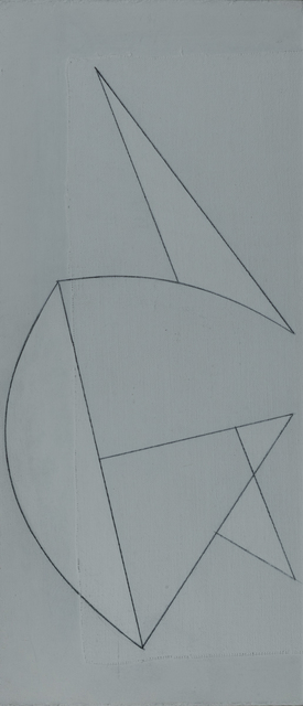 George Dannatt, 'White Counterpoint Version 2', 1986, Waterhouse & Dodd