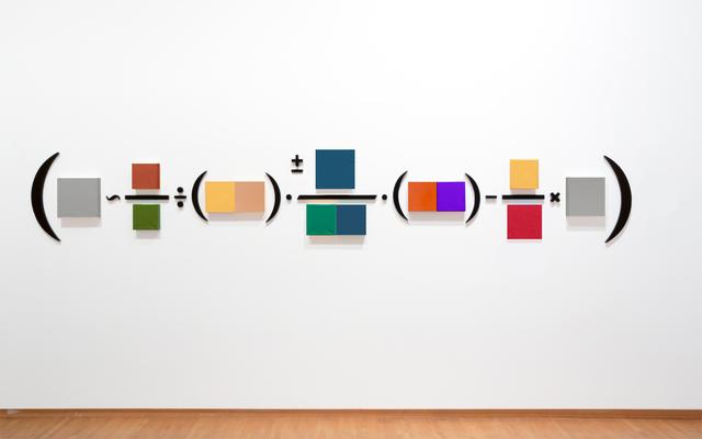 , 'Hypothesis for Thirteen Monochromes  ,' 2017, Henrique Faria Fine Art