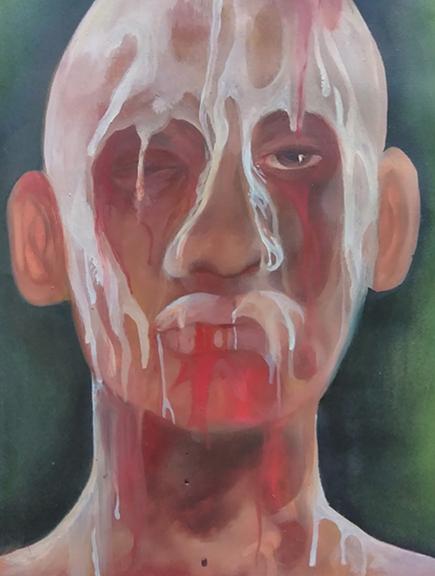 , 'Beaten,' 2019, David Lusk Gallery