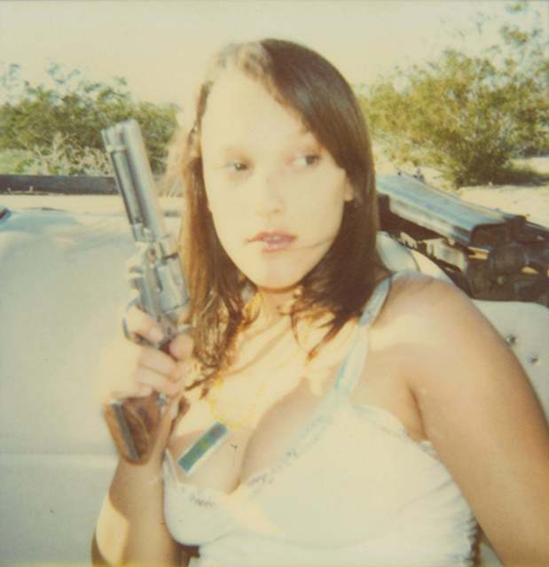 Stefanie Schneider, 'Six Shooter', 2005, Photography, Digital C-Print based on a Polaroid, not mounted, Instantdreams