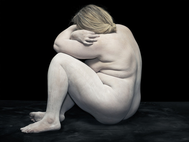 , 'Elizabeth sitting 2012,' 2012, Blindspot Gallery