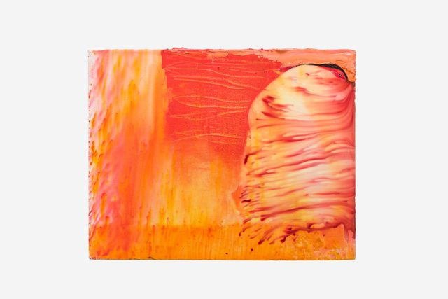 Penny Siopis, 'World Without You', 2016/2020, Painting, Glue, ink and oil on canvas, Stevenson