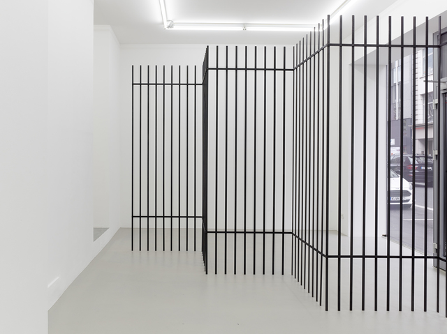 , 'Ich brauche Zeit,' 1998, Galerie Christian Lethert