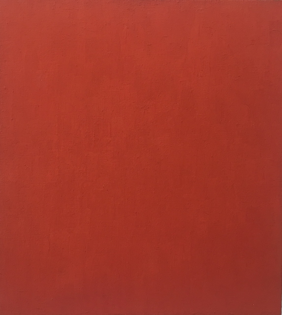 , 'Red Painting,' 1998, Sebastian Fath Contemporary