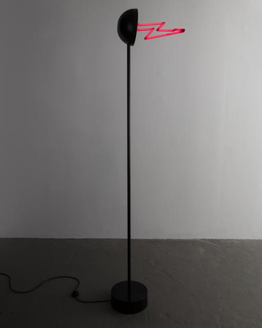 ", '""Pinocchio"" Floor Lamp,' ca. 1985, R & Company"