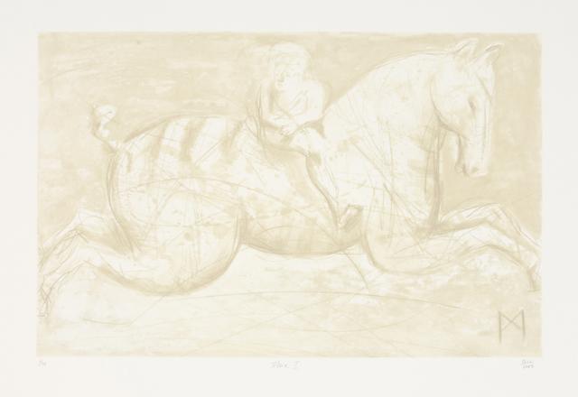 , 'Flux I (Cream edition),' 2008, David Krut Projects