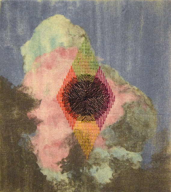 , 'Diamonds Collapsing Into a Void,' 2015, Kirk Stoller