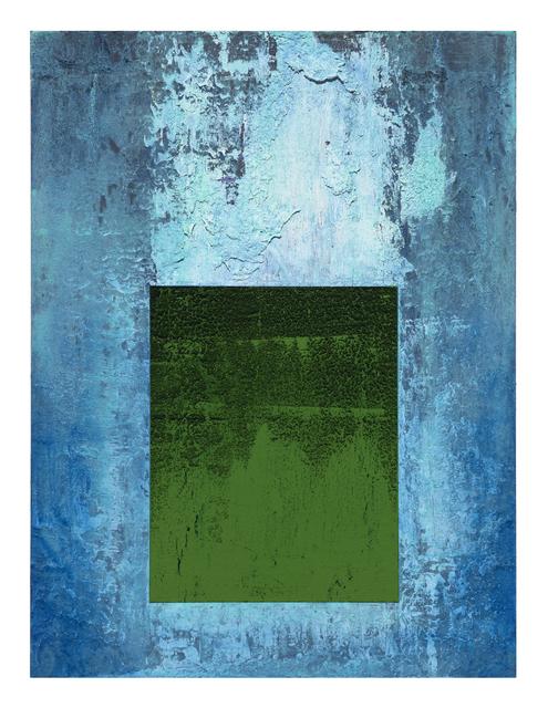 , 'Permafrost,' 2017, Hiram Butler Gallery