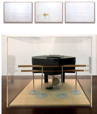 Ângela Ferreira, 'Study for A Tendency to Forget', 2015, Cristina Guerra Contemporary Art